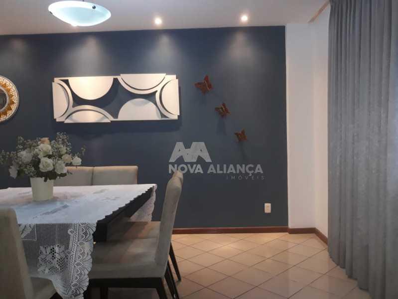36 - Casa em Condomínio à venda Rua Bom Pastor,Tijuca, Rio de Janeiro - R$ 1.149.000 - NTCN40008 - 5