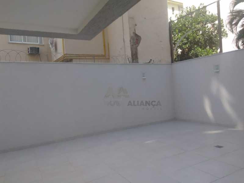 1 - Apartamento à venda Rua Justiniano da Rocha,Vila Isabel, Rio de Janeiro - R$ 540.000 - NCAP10817 - 4