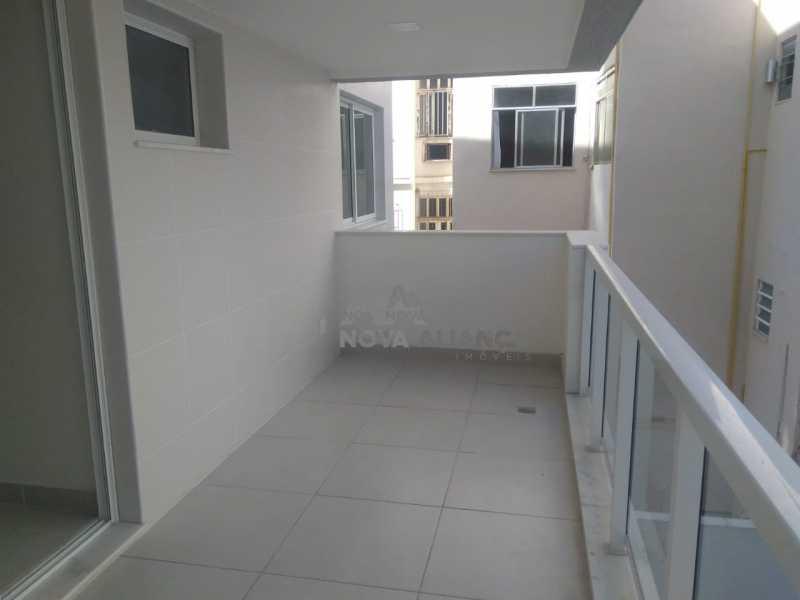 9 - Apartamento à venda Rua Justiniano da Rocha,Vila Isabel, Rio de Janeiro - R$ 540.000 - NCAP10817 - 3
