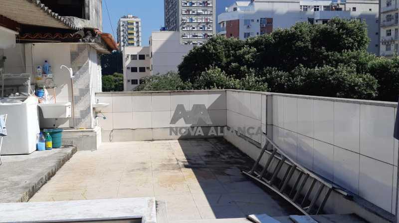 80027240-6a6c-4e39-b2b0-79b942 - Casa à venda Rua Dezenove de Fevereiro,Botafogo, Rio de Janeiro - R$ 8.000.000 - NBCA00026 - 1