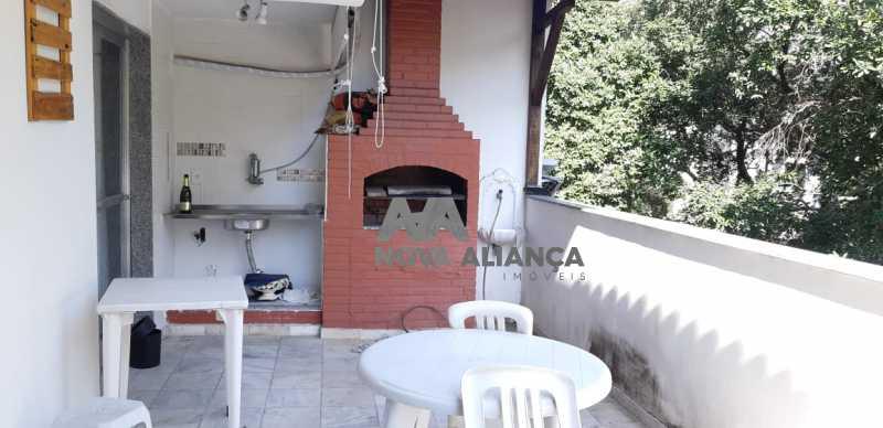 b3314313-47f2-4258-b8c0-1a31bd - Casa à venda Rua Dezenove de Fevereiro,Botafogo, Rio de Janeiro - R$ 8.000.000 - NBCA00026 - 5