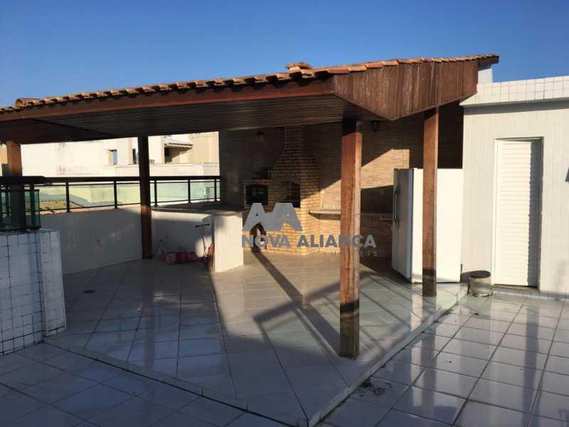 e393b3c7-2926-4e69-8d63-bee265 - Cobertura à venda Rua Murilo de Araújo,Recreio dos Bandeirantes, Rio de Janeiro - R$ 1.400.000 - NICO40106 - 3