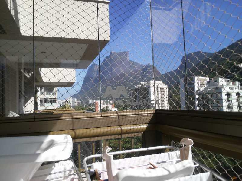 0f1609d5-5509-48d1-a35f-d67132 - Apartamento à venda Avenida Aquarela do Brasil,São Conrado, Rio de Janeiro - R$ 980.000 - NIAP21302 - 1