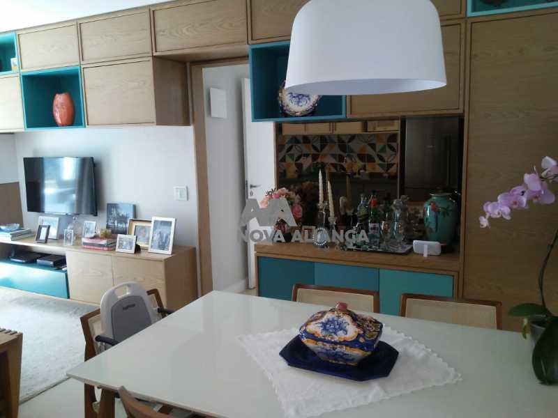 084c5290-3d3b-44aa-a76d-3e0083 - Apartamento à venda Avenida Aquarela do Brasil,São Conrado, Rio de Janeiro - R$ 980.000 - NIAP21302 - 7