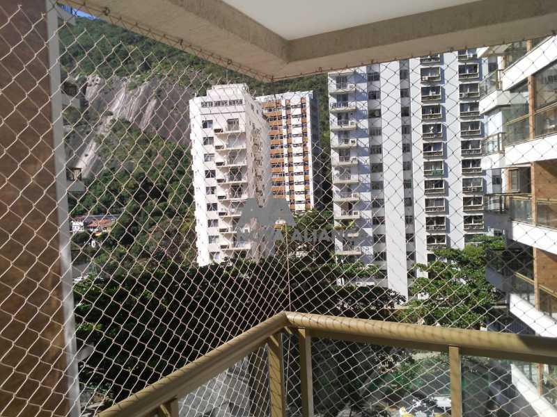 1159cdba-1228-4a0c-8d06-3f0511 - Apartamento à venda Avenida Aquarela do Brasil,São Conrado, Rio de Janeiro - R$ 980.000 - NIAP21302 - 4