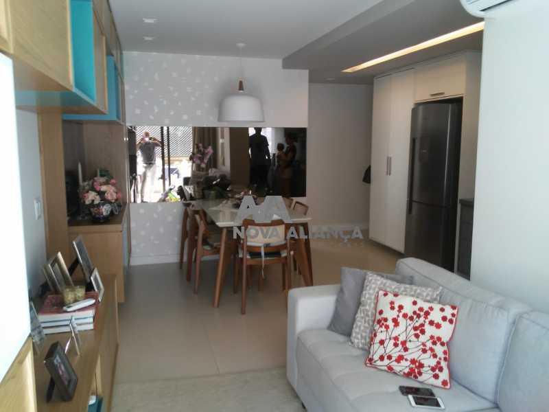 c54a573a-c020-46a5-9218-6b68cb - Apartamento à venda Avenida Aquarela do Brasil,São Conrado, Rio de Janeiro - R$ 980.000 - NIAP21302 - 9