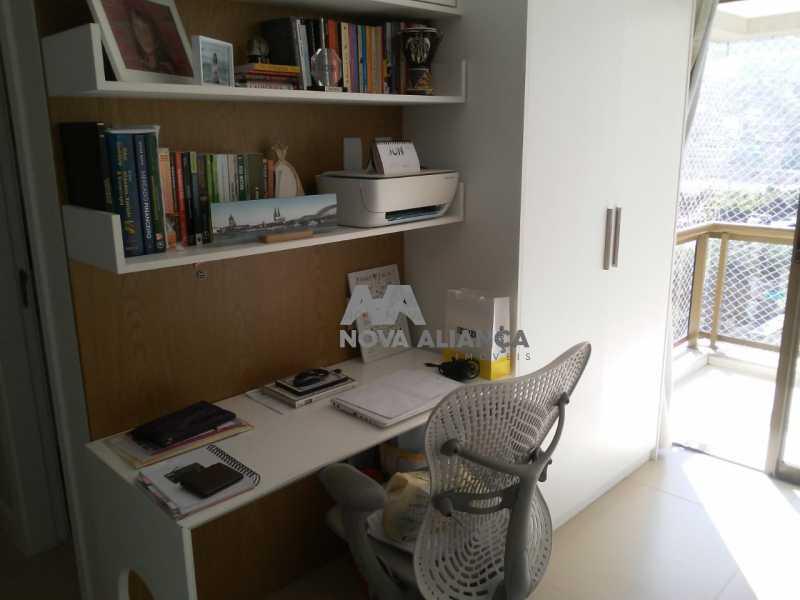 d66e8057-3136-4a11-a527-c862ce - Apartamento à venda Avenida Aquarela do Brasil,São Conrado, Rio de Janeiro - R$ 980.000 - NIAP21302 - 17