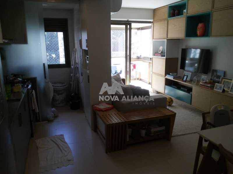 d712be6d-ee3e-4e9e-a7b6-f4c7b2 - Apartamento à venda Avenida Aquarela do Brasil,São Conrado, Rio de Janeiro - R$ 980.000 - NIAP21302 - 6
