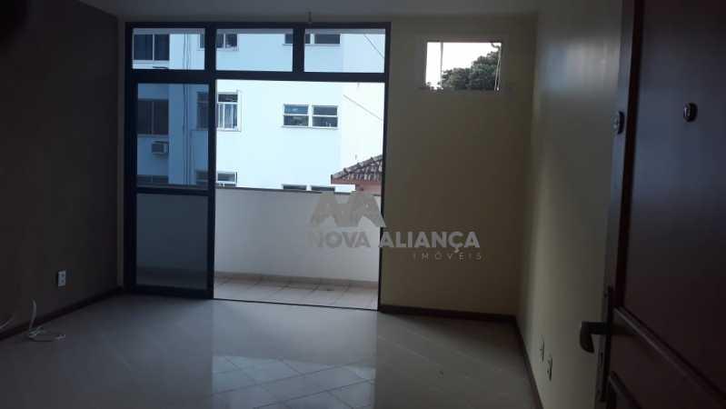 73aeddca-30ad-42c3-a6dc-9bf3ca - Apartamento à venda Rua Borda do Mato,Grajaú, Rio de Janeiro - R$ 449.000 - NTAP21110 - 3