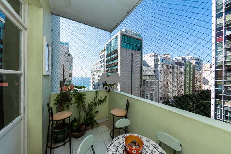 IMG_4006 - Apartamento À Venda - Copacabana - Rio de Janeiro - RJ - NSAP31191 - 4