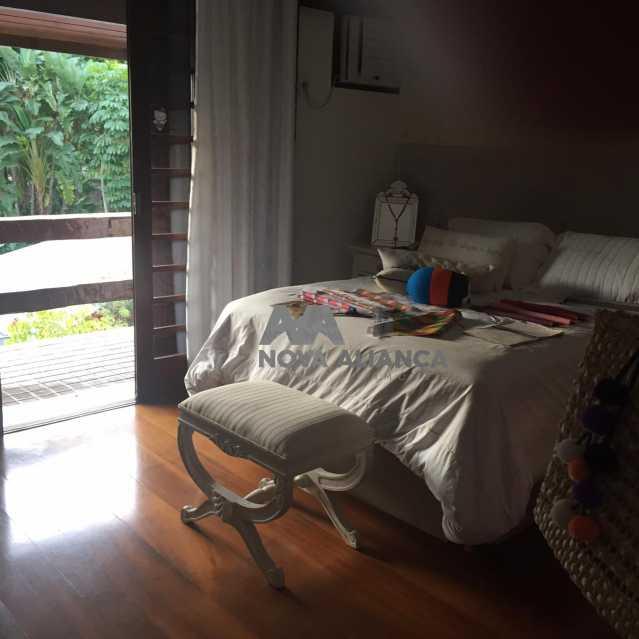 035b2c47-182a-4f85-b996-530983 - Casa em Condomínio à venda Rua Engenheiro Habib Gebara,Barra da Tijuca, Rio de Janeiro - R$ 5.775.000 - NSCN50002 - 12