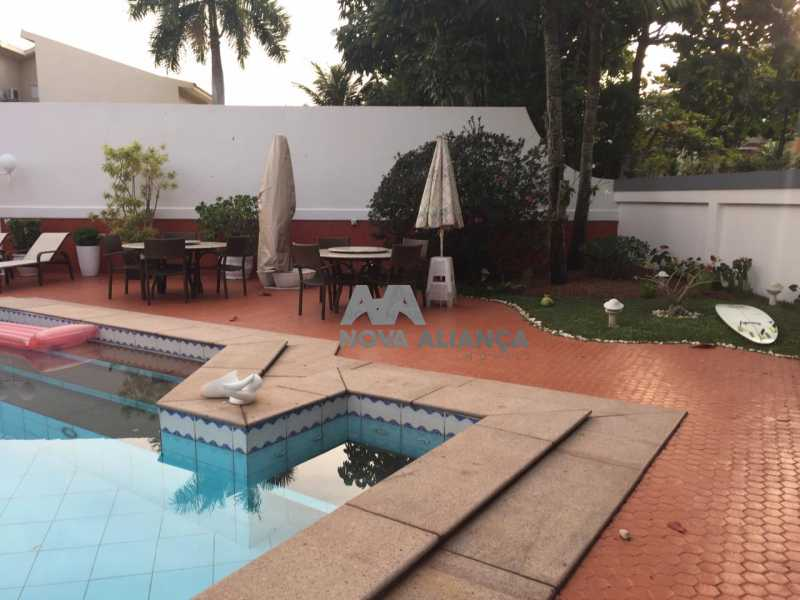 092aa667-1667-48fc-98cc-57f8f8 - Casa em Condomínio à venda Rua Engenheiro Habib Gebara,Barra da Tijuca, Rio de Janeiro - R$ 5.775.000 - NSCN50002 - 4