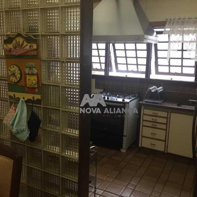 93a78447-1846-4b62-8a62-25cbd9 - Casa em Condomínio à venda Rua Engenheiro Habib Gebara,Barra da Tijuca, Rio de Janeiro - R$ 5.775.000 - NSCN50002 - 22