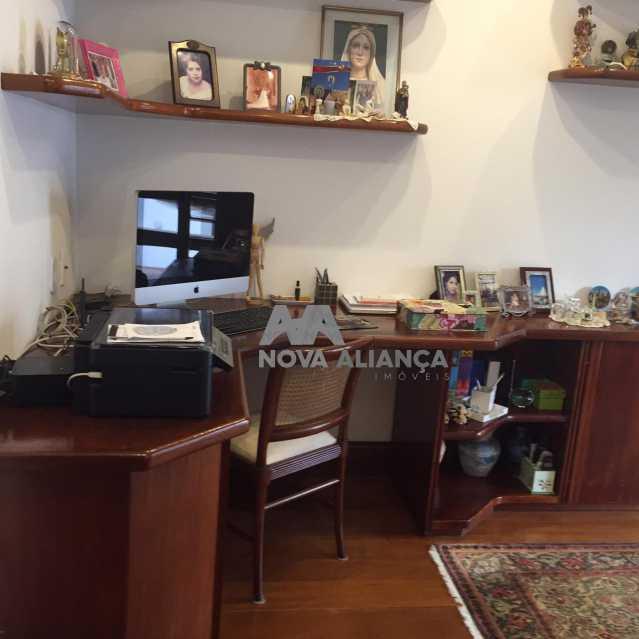 476e67ac-4e25-4343-be28-9bc436 - Casa em Condomínio à venda Rua Engenheiro Habib Gebara,Barra da Tijuca, Rio de Janeiro - R$ 5.775.000 - NSCN50002 - 11
