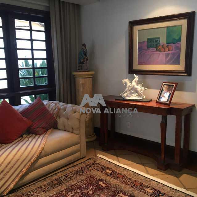 0815b3ba-91c0-4c42-bdeb-da0c30 - Casa em Condomínio à venda Rua Engenheiro Habib Gebara,Barra da Tijuca, Rio de Janeiro - R$ 5.775.000 - NSCN50002 - 10