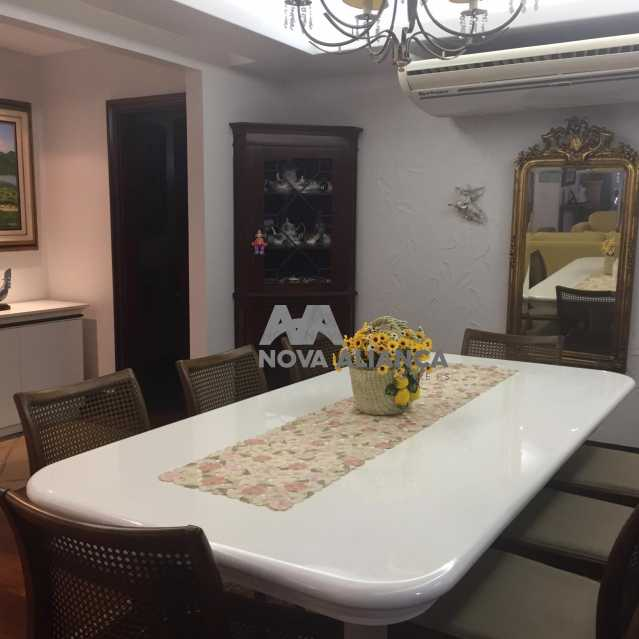 8744eb05-354b-42f2-a7fb-35d3d0 - Casa em Condomínio à venda Rua Engenheiro Habib Gebara,Barra da Tijuca, Rio de Janeiro - R$ 5.775.000 - NSCN50002 - 9