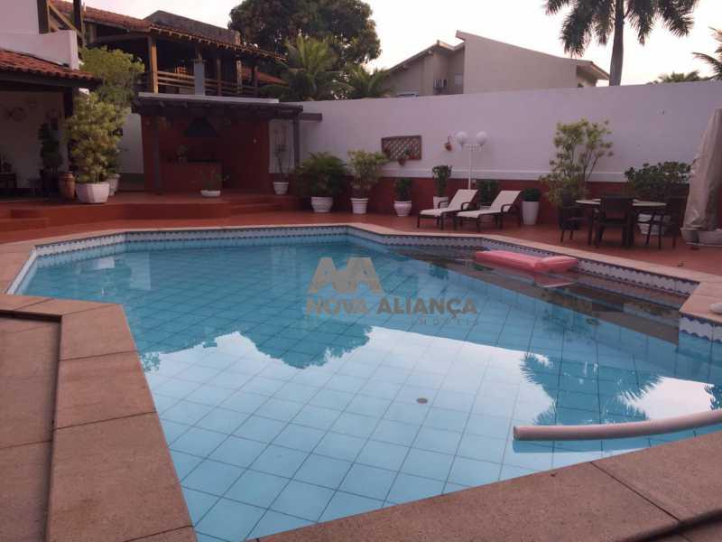 a86a0dbc-f7f2-4d11-844b-88e3b5 - Casa em Condomínio à venda Rua Engenheiro Habib Gebara,Barra da Tijuca, Rio de Janeiro - R$ 5.775.000 - NSCN50002 - 3