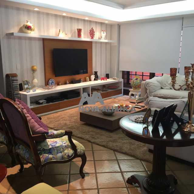 d253ce3e-1f17-48d3-ba9d-456185 - Casa em Condomínio à venda Rua Engenheiro Habib Gebara,Barra da Tijuca, Rio de Janeiro - R$ 5.775.000 - NSCN50002 - 6