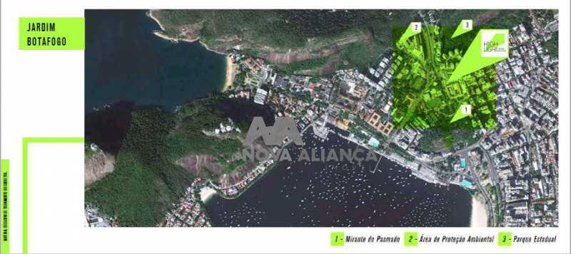 3 - Apartamento à venda Avenida Lauro Sodré,Botafogo, Rio de Janeiro - R$ 1.485.100 - NFAP21402 - 1