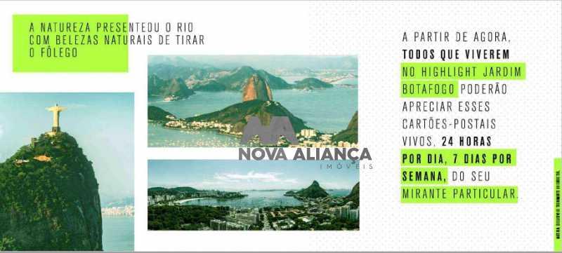 6 - Apartamento à venda Avenida Lauro Sodré,Botafogo, Rio de Janeiro - R$ 1.485.100 - NFAP21402 - 5