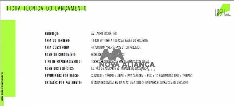 7 - Apartamento à venda Avenida Lauro Sodré,Botafogo, Rio de Janeiro - R$ 1.485.100 - NFAP21402 - 6