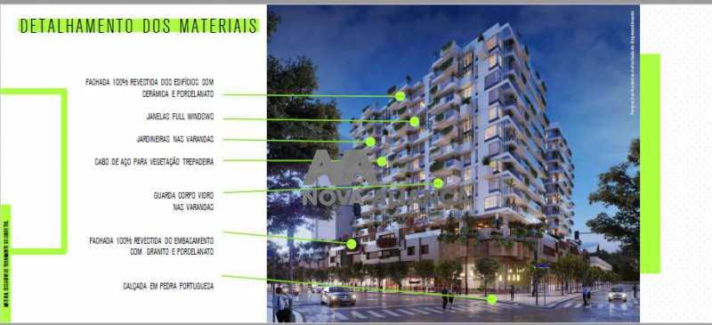 10 - Apartamento à venda Avenida Lauro Sodré,Botafogo, Rio de Janeiro - R$ 1.485.100 - NFAP21402 - 9