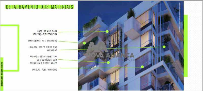 12 - Apartamento à venda Avenida Lauro Sodré,Botafogo, Rio de Janeiro - R$ 1.485.100 - NFAP21402 - 11