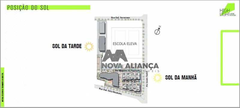 15 - Apartamento à venda Avenida Lauro Sodré,Botafogo, Rio de Janeiro - R$ 1.485.100 - NFAP21402 - 14