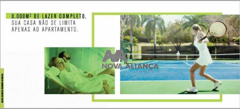 17 - Apartamento à venda Avenida Lauro Sodré,Botafogo, Rio de Janeiro - R$ 1.485.100 - NFAP21402 - 16