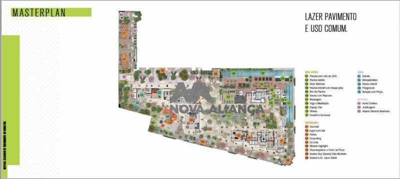 18 - Apartamento à venda Avenida Lauro Sodré,Botafogo, Rio de Janeiro - R$ 1.485.100 - NFAP21402 - 17