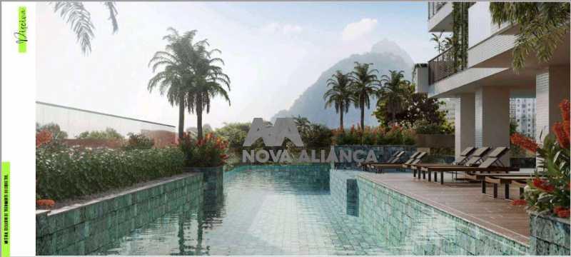 20 - Apartamento à venda Avenida Lauro Sodré,Botafogo, Rio de Janeiro - R$ 1.485.100 - NFAP21402 - 19
