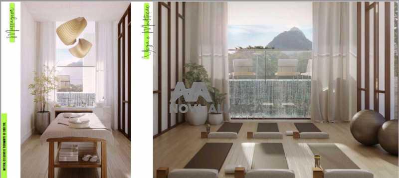 21 - Apartamento à venda Avenida Lauro Sodré,Botafogo, Rio de Janeiro - R$ 1.485.100 - NFAP21402 - 20