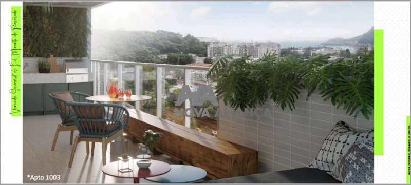 23 - Apartamento à venda Avenida Lauro Sodré,Botafogo, Rio de Janeiro - R$ 1.485.100 - NFAP21402 - 22