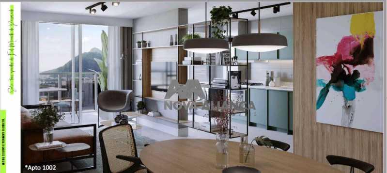 24 - Apartamento à venda Avenida Lauro Sodré,Botafogo, Rio de Janeiro - R$ 1.485.100 - NFAP21402 - 23