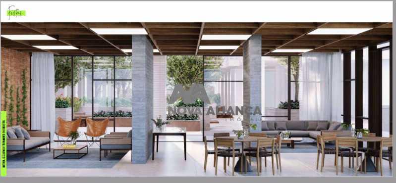 25 - Apartamento à venda Avenida Lauro Sodré,Botafogo, Rio de Janeiro - R$ 1.485.100 - NFAP21402 - 24