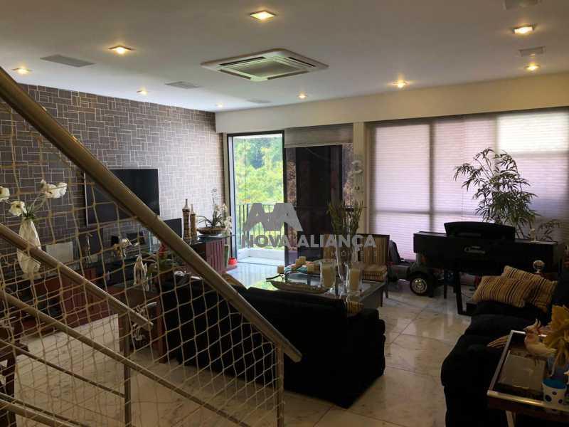 ep 10. - Cobertura à venda Avenida Epitácio Pessoa,Lagoa, Rio de Janeiro - R$ 3.800.000 - NICO30129 - 1
