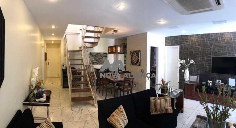 ep 11. - Cobertura à venda Avenida Epitácio Pessoa,Lagoa, Rio de Janeiro - R$ 3.800.000 - NICO30129 - 5