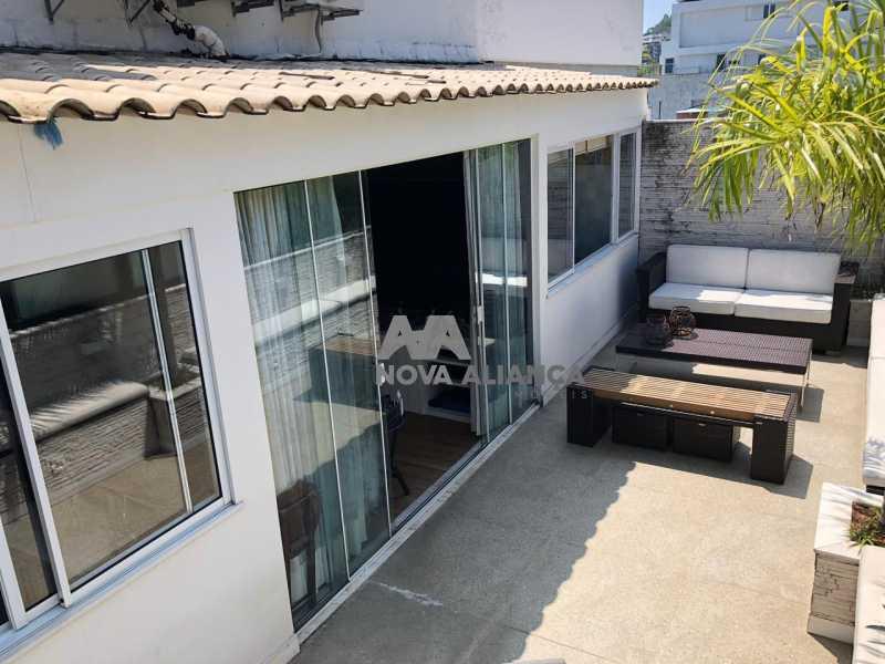 ep 20. - Cobertura à venda Avenida Epitácio Pessoa,Lagoa, Rio de Janeiro - R$ 3.800.000 - NICO30129 - 20