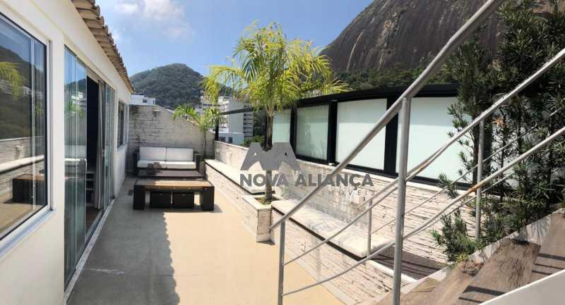 ep 25. - Cobertura à venda Avenida Epitácio Pessoa,Lagoa, Rio de Janeiro - R$ 3.800.000 - NICO30129 - 19