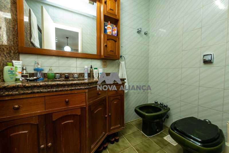 BANHEIRO-SOCIAL - Cobertura à venda Rua Buarque de Macedo,Flamengo, Rio de Janeiro - R$ 2.600.000 - NFCO40027 - 17