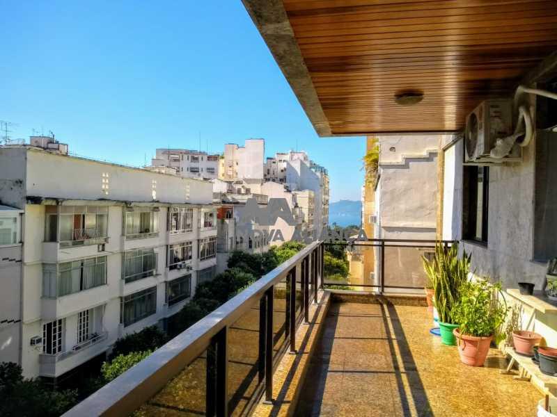 VARANDÃO-1oPISO - Cobertura à venda Rua Buarque de Macedo,Flamengo, Rio de Janeiro - R$ 2.600.000 - NFCO40027 - 24