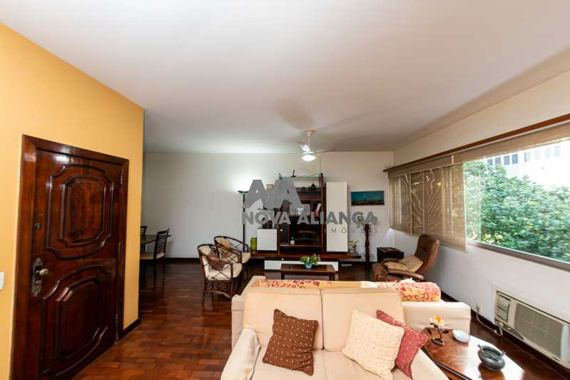IMG_6282 - Apartamento Rua Santa Clara,Copacabana,Rio de Janeiro,RJ À Venda,3 Quartos,145m² - NSAP31209 - 3