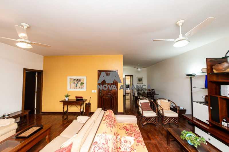 IMG_6283 - Apartamento Rua Santa Clara,Copacabana,Rio de Janeiro,RJ À Venda,3 Quartos,145m² - NSAP31209 - 1