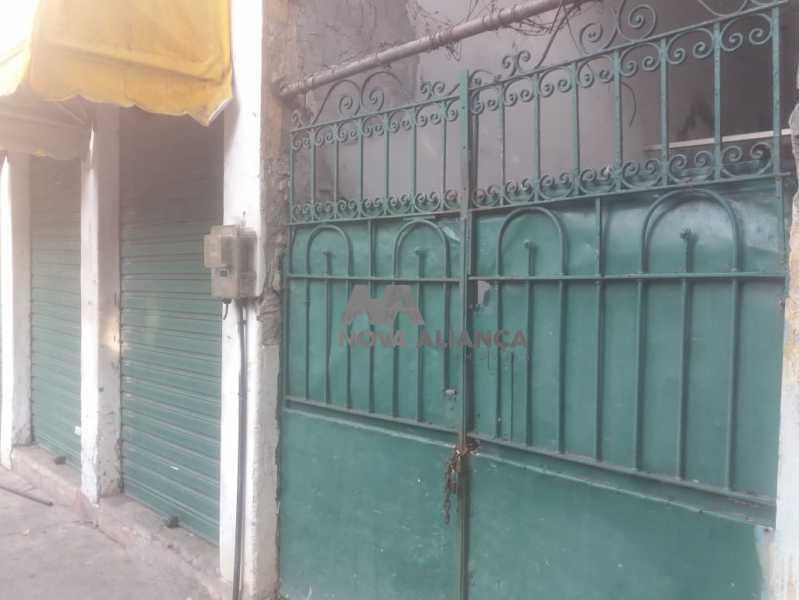 92 - Casa à venda Grajaú, Rio de Janeiro - R$ 700.000 - NTCA00015 - 1