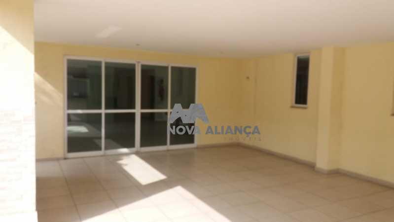 uikv - Apartamento à venda Rua Barbosa da Silva,Riachuelo, Rio de Janeiro - R$ 382.000 - NTAP21142 - 21