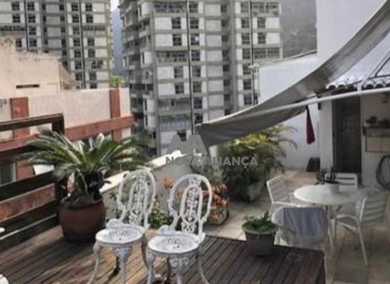 IMG_5918 - Cobertura à venda Avenida Niemeyer,São Conrado, Rio de Janeiro - R$ 2.200.000 - NICO30131 - 1