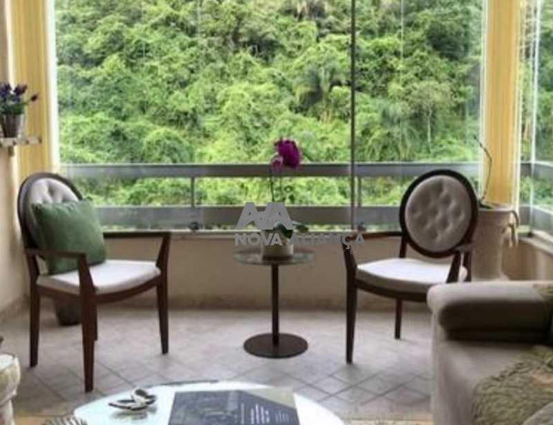 IMG_5906 - Cobertura à venda Avenida Niemeyer,São Conrado, Rio de Janeiro - R$ 2.200.000 - NICO30131 - 3