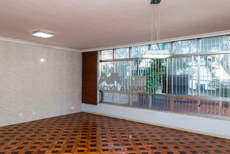 Sala - Apartamento à venda Avenida Maracanã,Tijuca, Rio de Janeiro - R$ 595.000 - NTAP30894 - 4