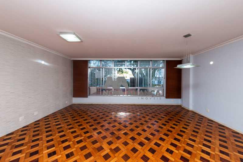 Sala - Apartamento à venda Avenida Maracanã,Tijuca, Rio de Janeiro - R$ 595.000 - NTAP30894 - 1