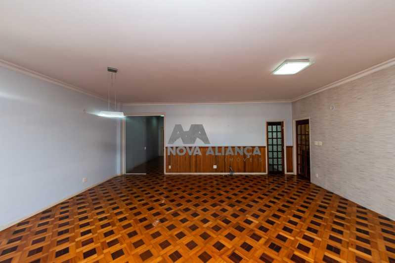Sala - Apartamento à venda Avenida Maracanã,Tijuca, Rio de Janeiro - R$ 595.000 - NTAP30894 - 3